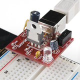 Tanotis - SparkFun Breadboard Power Supply USB - 5V/3.3V General, Sparkfun Originals - 5