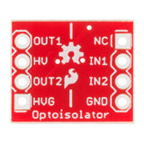 Tanotis - SparkFun Opto-isolator Breakout Boards, Sparkfun Originals - 3