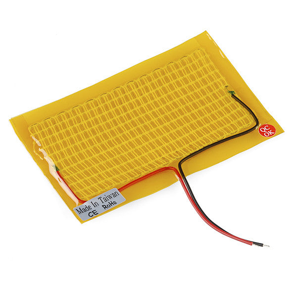 Tanotis - SparkFun Heating Pad - 5x10cm General, Materials - 1