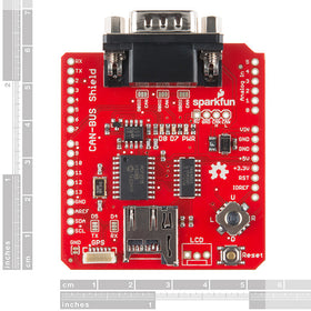 Tanotis - SparkFun CAN-BUS Shield Shields, Sparkfun Originals - 2