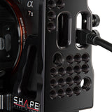 SHAPE Cinema Cage Kit with Shoulder Mount System for Sony a7 II, a7S II, & a7R II