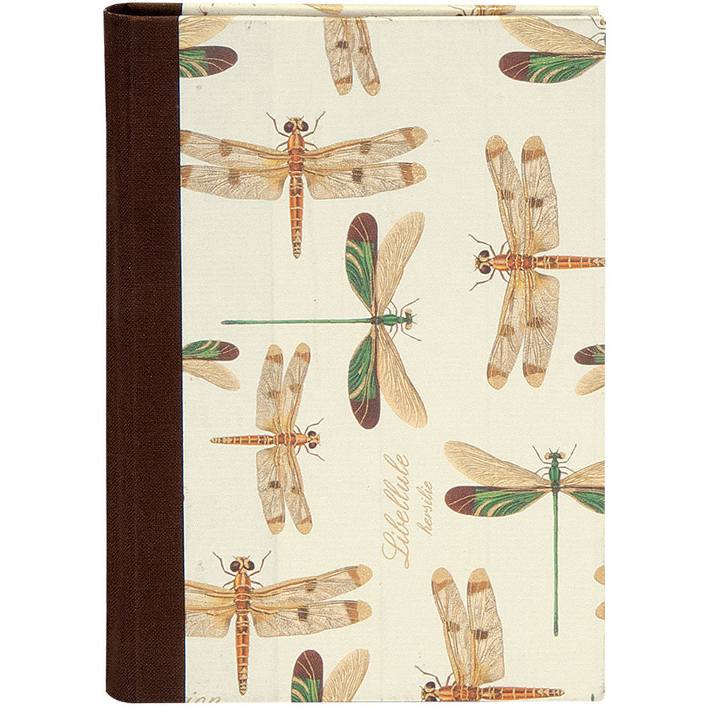 address book kit with printed tabbed index dragonflies cover india