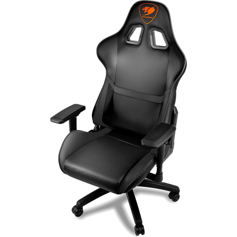 Admirable Cougar Armor Gaming Chair Black Andrewgaddart Wooden Chair Designs For Living Room Andrewgaddartcom