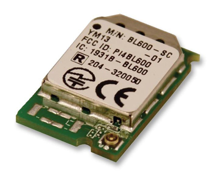 LAIRD TECHNOLOGIES BL600-SC Single Module Bluetooth Low Energy with IPEX  MHF4 Antenna Connector
