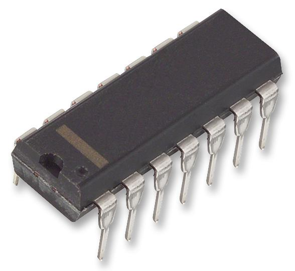5x SN74ALS08N  Quad 2-Input AND-Gate Texas Instruments