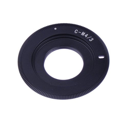 Tanotis - Neewer Adapter Ring C-M4/3 Mount Lens for EP1 EP2 EPL1 G1 G2 GF1
