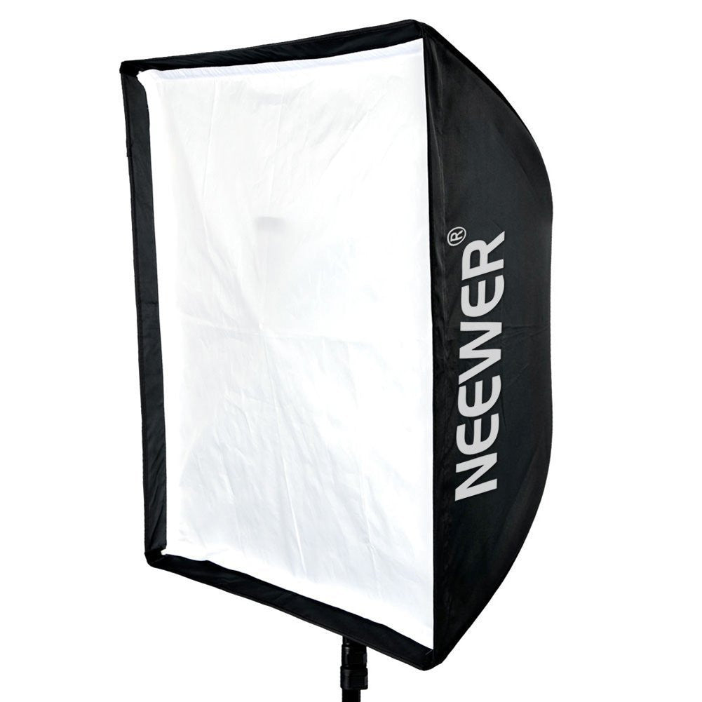 "Tanotis - Neewer 28"" x 28""/70cm x 70cm Speedlite, Studio Flash, Speedlight and Umbrella Softbox with Carrying Bag for Portrait or Product Photography"