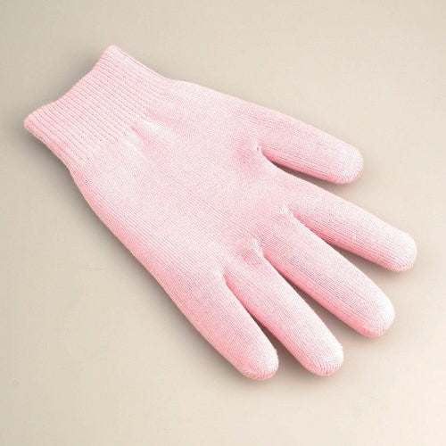 Tanotis - NEEWER 2 Pcs Moisturize Soften Repair Whiten Skin Moisturizing Treatment Gel Spa Gloves
