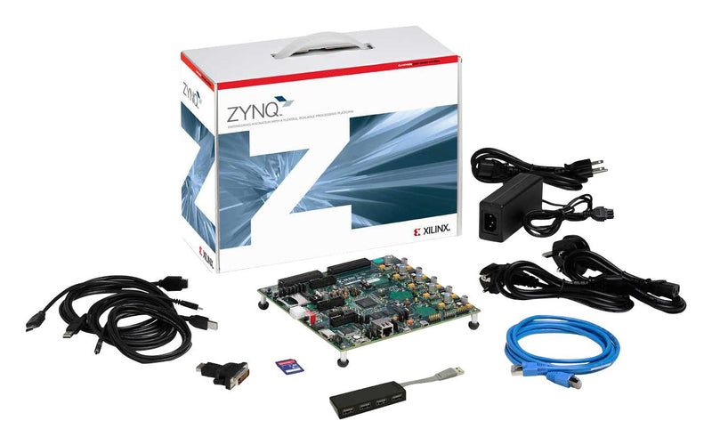 Buy XILINX EK-Z7-ZC702-G Evaluation Kit, ZC702 Xilinx Zynq ...