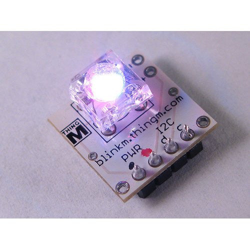 Tanotis - Genuine sparkfun BlinkM - I2C Controlled RGB LED - 1