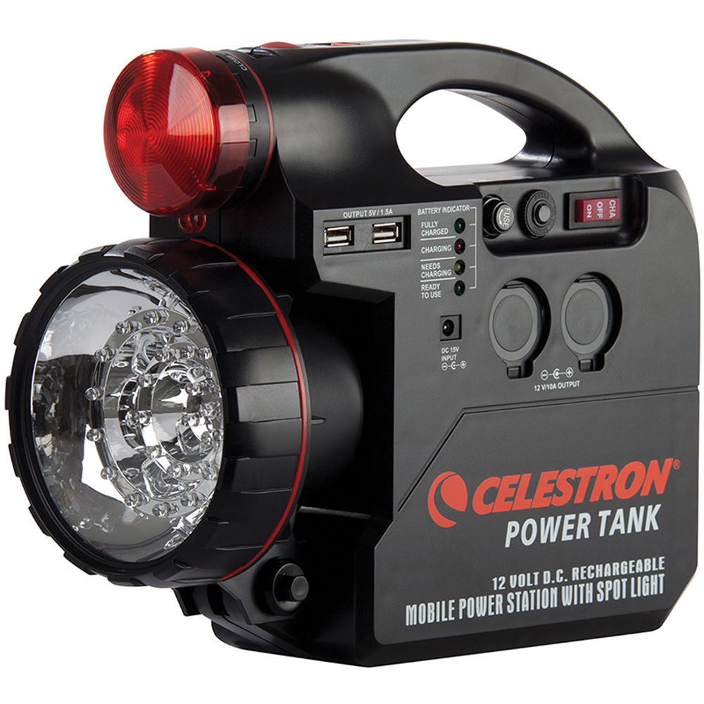 Celestron PowerTank 7-Amp 12 VDC Power Supply