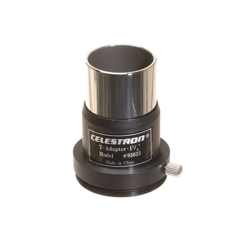 "Celestron SLR (35mm OR Digital) Camera Adapter for All Refractor and Reflector Telescopes which Accept 1.25"" Eyepieces - Requires Camera-Specific T-Mount Adapter"