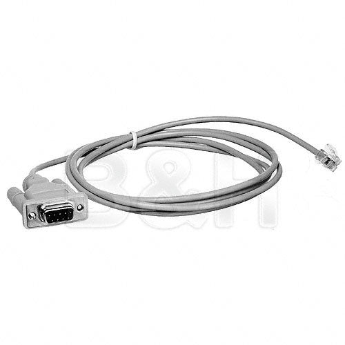 Celestron Computer Interface Serial Cable RS-232 to Standard Serial Port
