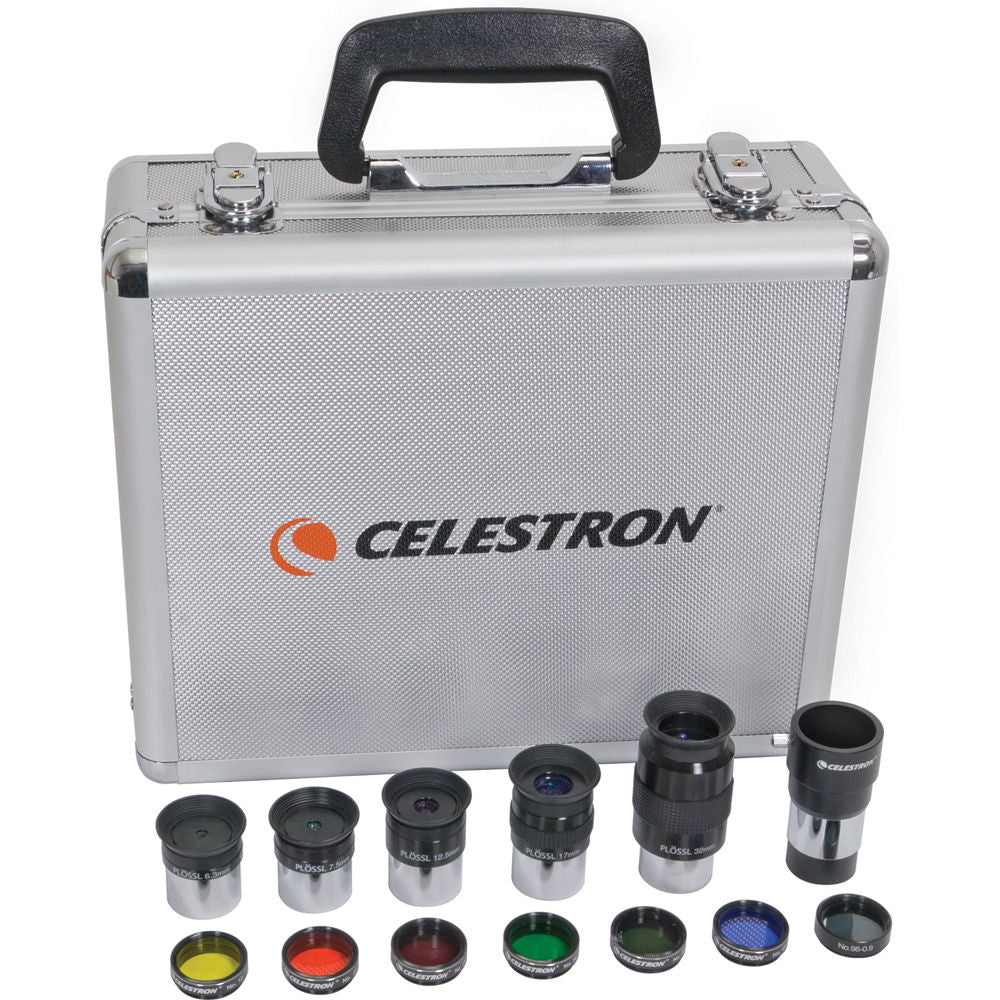 "Celestron 1.25"" Eyepiece and Filter Kit"
