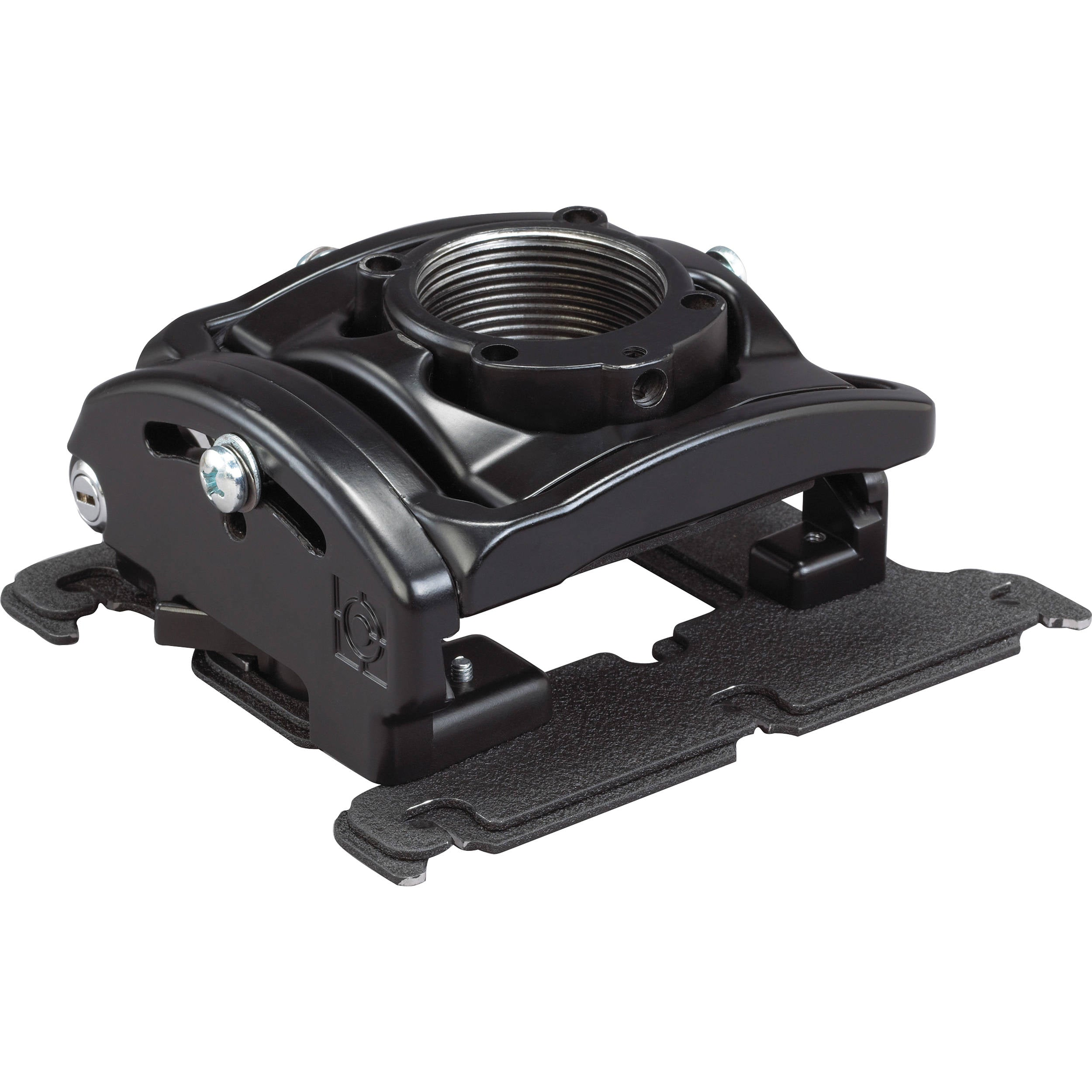 Chief RPA Elite Projector Mount with SLM281 Bracket (Locking Option A, Black)