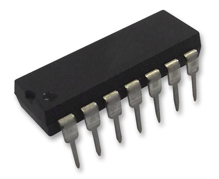 MICROCHIP ATTINY84A-PU 8 Bit Microcontroller, Low Power High Performance,  ATtiny, 20 MHz, 8 KB, 512 Byte, 14 Pins, DIP