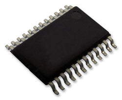 MAXIM INTEGRATED PRODUCTS MAX5440EAG+ Audio Control, Volume, 2.7V to 5.5V, ± 2.7V, Pushbutton, SSOP, 24 Pins, -40 °C