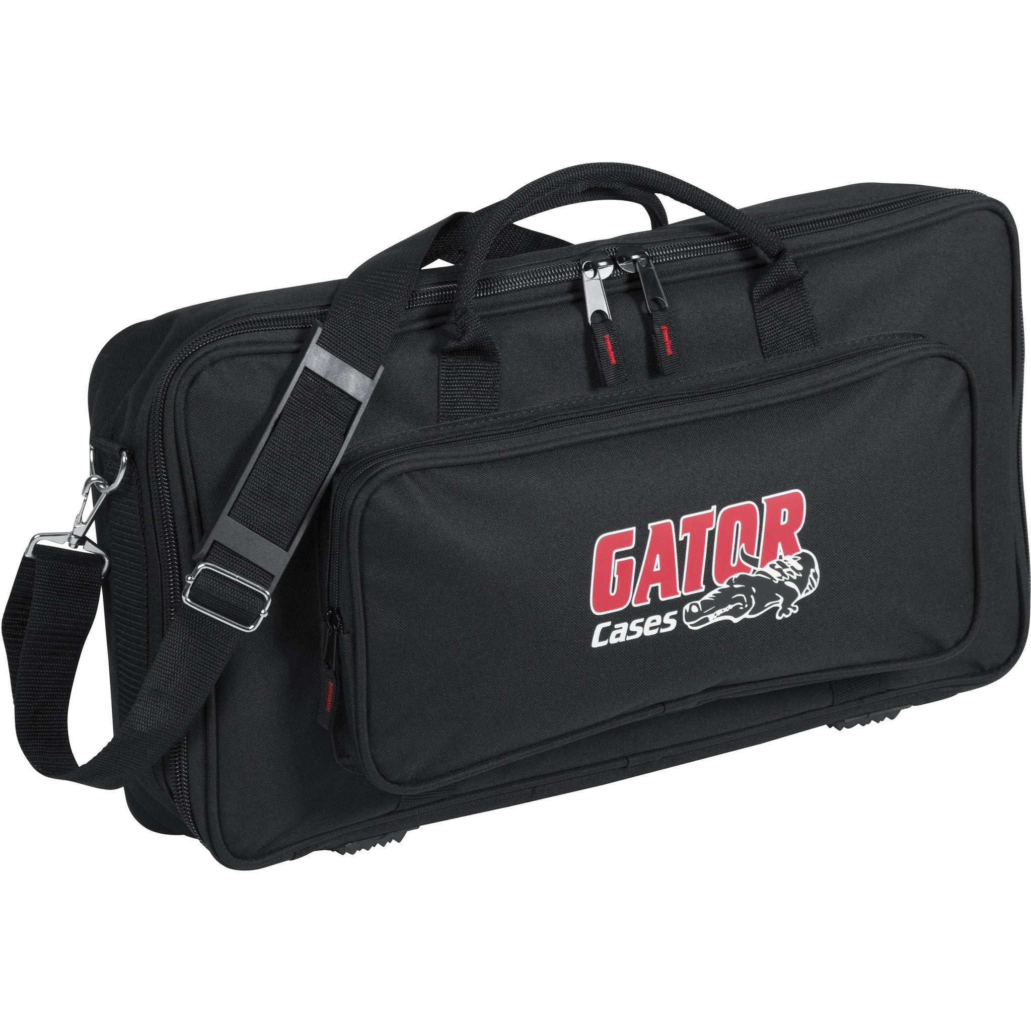 Gator Cases GK-2110 Gig Bag - for Micro Keyboards, Various Audio Mixers, Guitar Multi-Effects Processors or Pro DJ Mixers