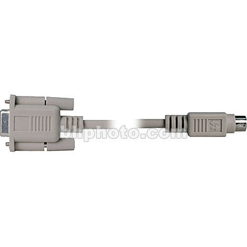 Hosa Technology DBK-103 9-Pin D-Sub Female to Mini-Din 8-Pin Male Host Cable (3 ft)