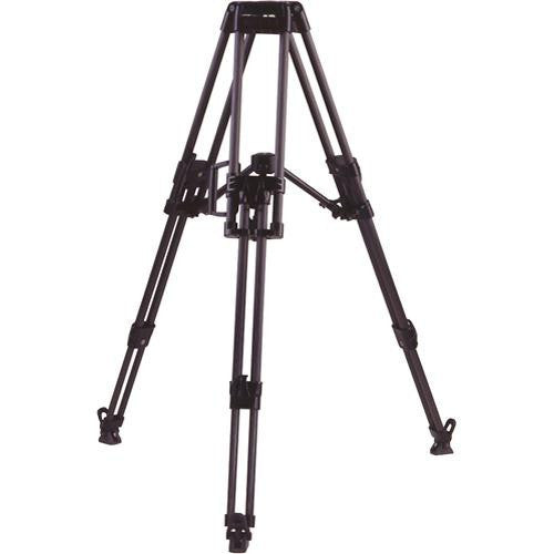 Miller ENG Carbon Fiber 2-Stage Heavy-Duty Tripod Legs (100mm Bowl) - Supports 200 lbs