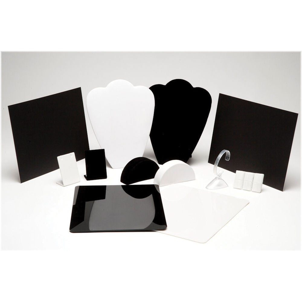 MyStudio 12-Piece Prop Kit for Jewelry Photography