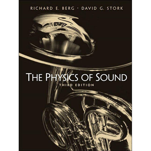 Pearson Education Book: The Physics of Sound, 3rd Edition