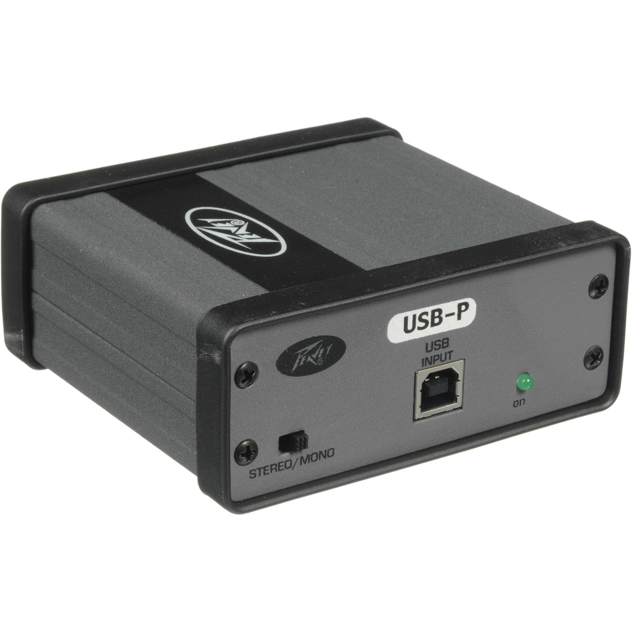 "Peavey USB-P - USB ""Direct Box"" for Outputting Computer Audio to PA System"