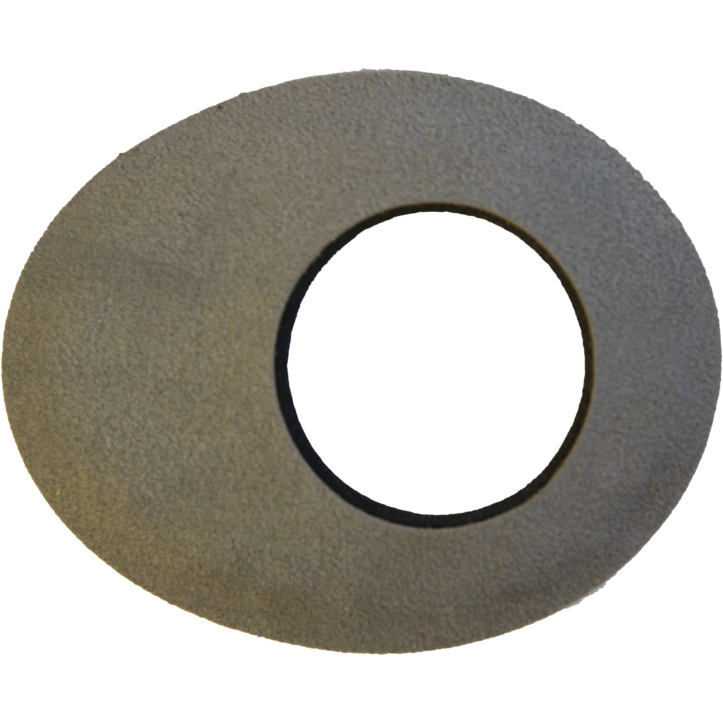 Bluestar Oval Small Microfiber Eyecushion (Gray)