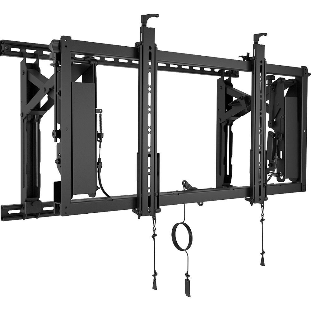Chief ConnexSys Video Wall Landscape Mounting System with Rail (TAA-Compliant)