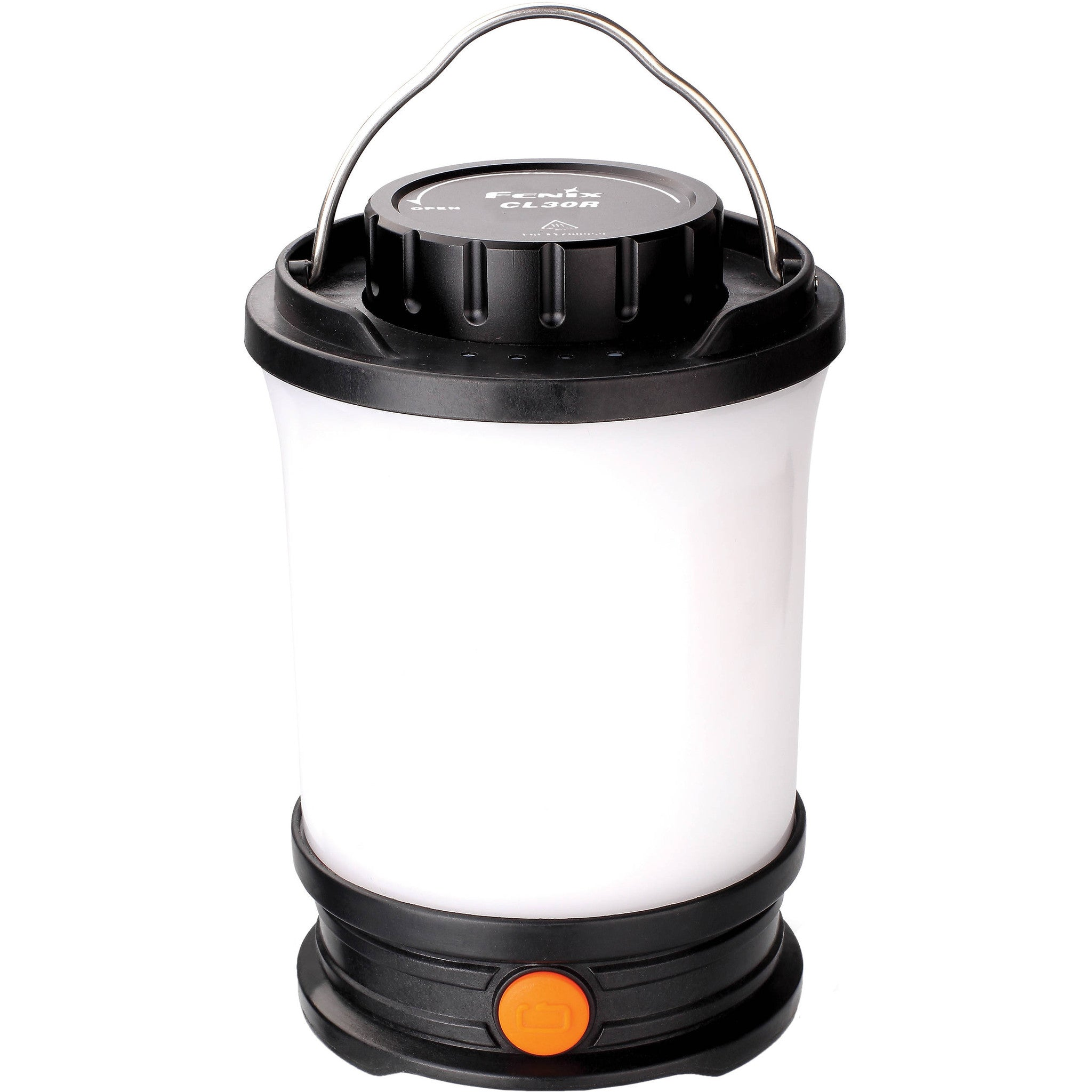 Fenix Flashlight CL30R Rechargeable Camping Lantern (Black)