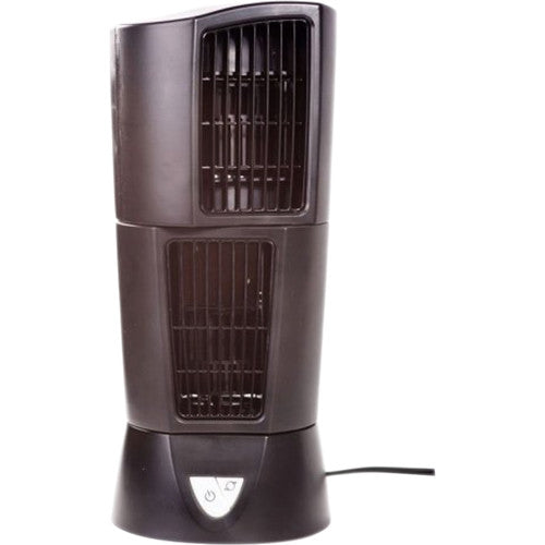 KJB Security Products Zone Shield 4K Night Vision Oscillating Fan with Covert Camera & DVR