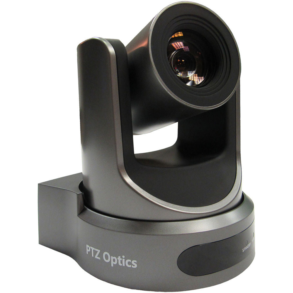 PTZOptics 20x-SDI Gen2 Video Conferencing Camera (Gray)