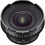Rokinon Xeen 14mm T3.1 Lens for Sony-E Mount
