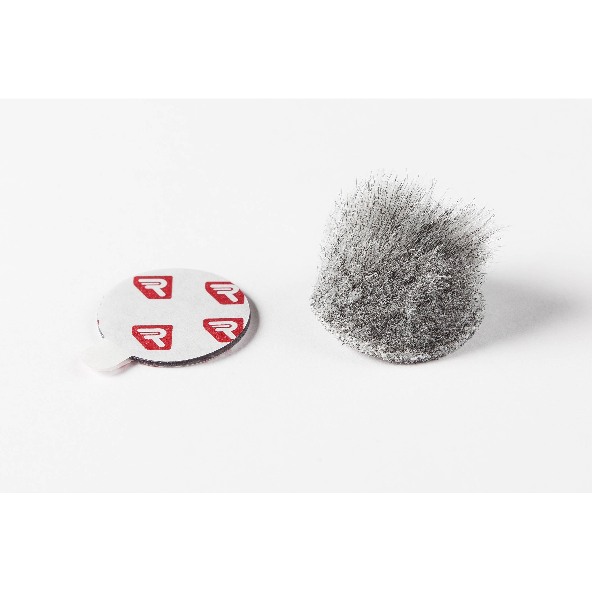 Rycote Overcovers Advanced, Wind Covers & Adhesive Mounts for Lavalier Mics (Gray)