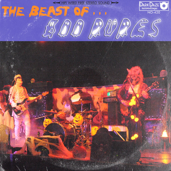 Boo Dudes - The Beast Of... CD
