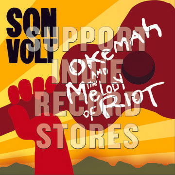 Son Volt - Okemah and the Melody of Riot LP