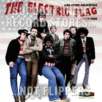Electric Flag - Whisky A Go-Go, September 1967 LP (RSD 2017)