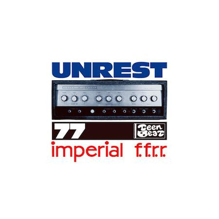 Unrest - Imperial f.f.r.r. LP