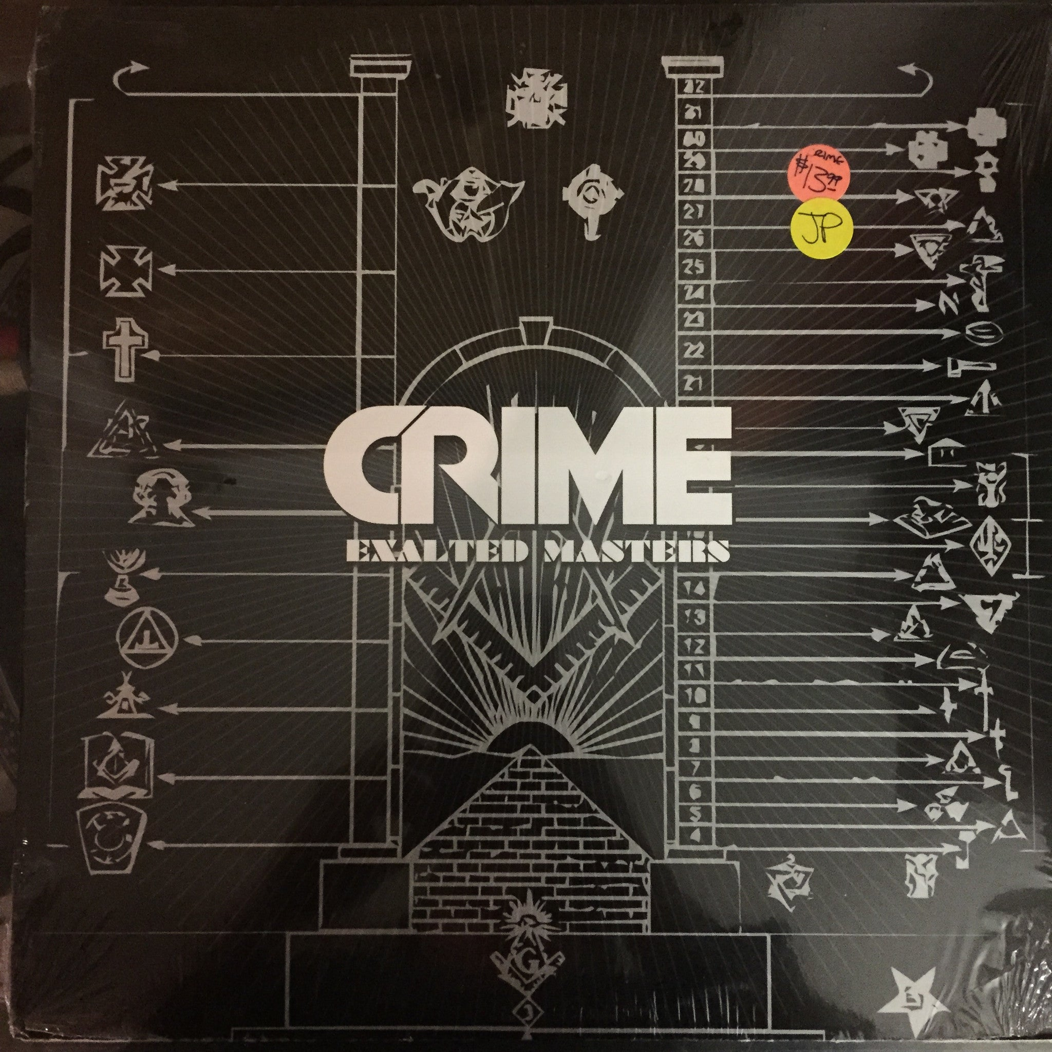 What is the object of crime