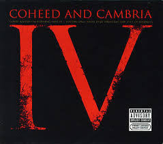 Coheed And Cambria - Good Apollo I''m Burning Star IV Volume One: From Fear Through The Eyes Of Madness 2xLP