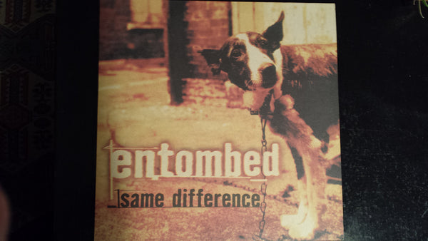 Entombed - Same Difference LP