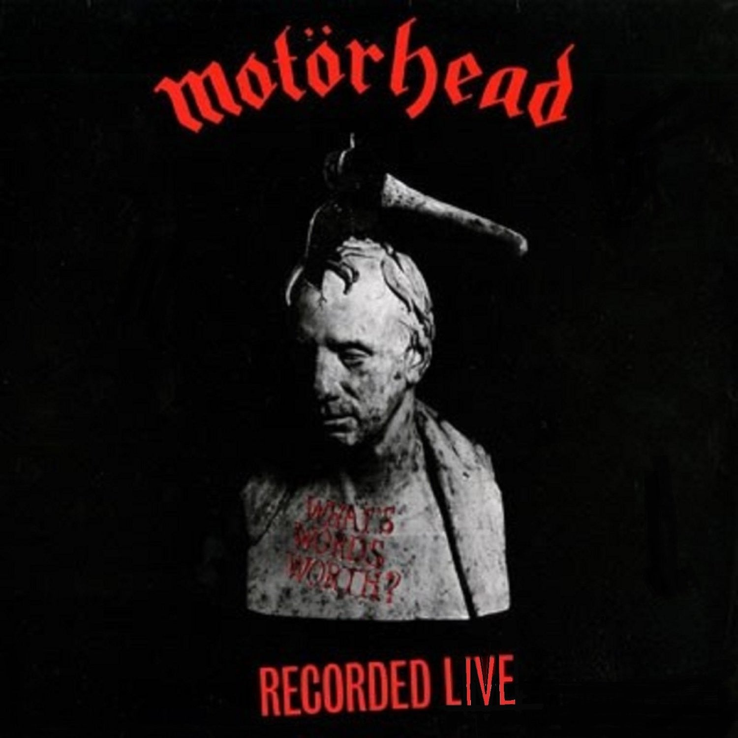 Motorhead - What's Words Worth LP