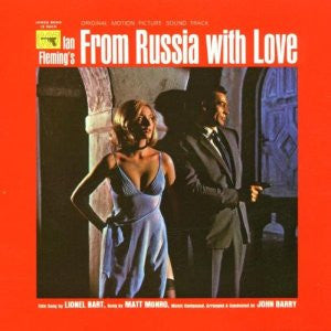 John Barry - From Russia With Love OST LP