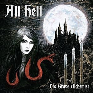 All Hell - The Grave Alchemist LP