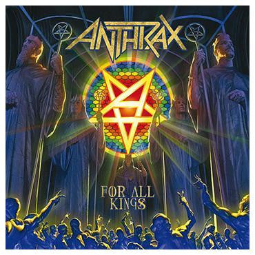 Anthrax - For All Kings LP