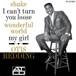 Otis Redding - Shake 7""