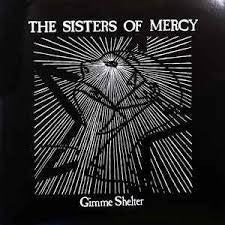 The Sisters Of Mercy - Gimme Shelter BBC Sessions LP
