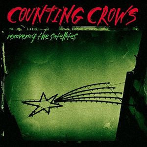 Counting Crows - Recovering The Satellites 2x LP