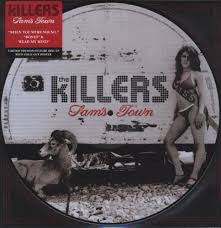 The Killers - Sam's Town Picture Disc LP