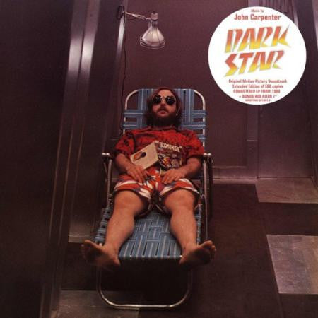 John Carpenter - Dark Star OST LP